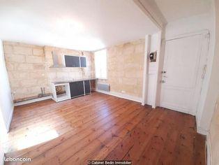 Annonce location Appartement avec bureau bordeaux