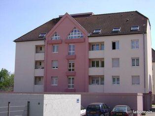 Annonce location Appartement avec garage mutzig