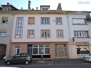 Annonce vente Appartement avec double vitrage saint-dié-des-vosges