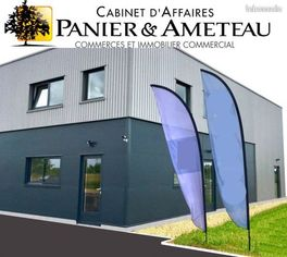 Annonce location Local commercial avec parking fondettes