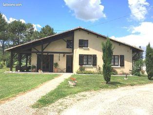 Annonce vente Maison avec garage casteljaloux