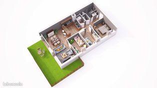 Annonce vente Appartement château-gontier-sur-mayenne