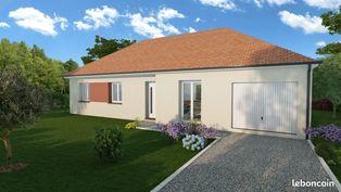 Annonce vente Maison avec garage longnes