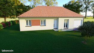 Annonce vente Maison avec garage saint-aubin-des-bois