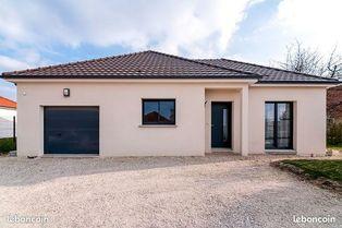 Annonce vente Maison avec garage muret