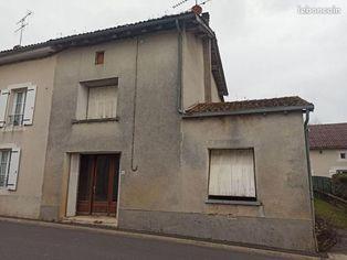 Annonce vente Maison mauprévoir