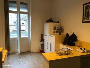 Annonce vente Appartement avec garage fougères
