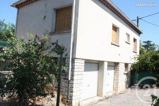 Annonce vente Maison bagnols-sur-cèze