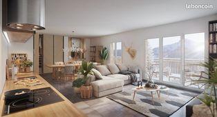 Annonce vente Appartement saint-etienne-de-tinée