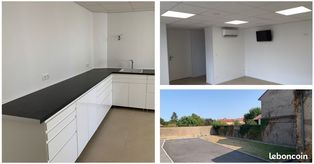 Annonce location Local commercial avec parking woippy