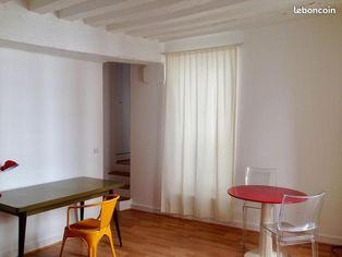 Annonce location Maison meublé paris