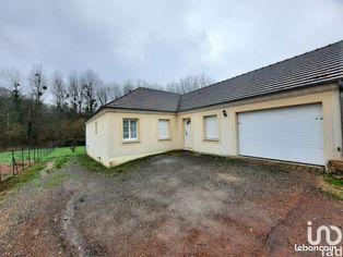 Annonce vente Maison avec garage pont-sainte-maxence