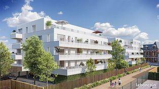 Annonce vente Appartement contemporain lannoy