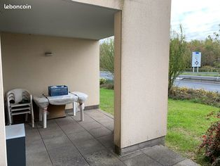 Annonce vente Appartement avec terrasse clouange