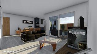 Annonce vente Appartement avec terrasse valréas
