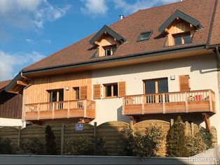 Annonce location Appartement avec terrasse epagny metz-tessy