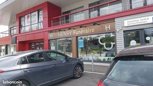 Annonce vente Local commercial avec parking epinal