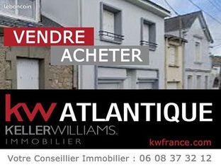 Annonce vente Maison avec bureau saint-nazaire