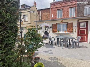 Annonce vente Maison avec terrasse le petit-quevilly