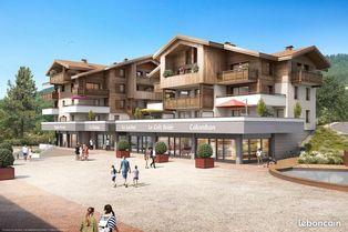 Annonce vente Appartement en duplex saint-jean-de-sixt
