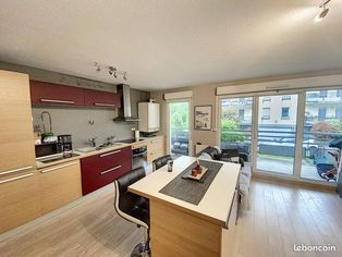 Annonce vente Appartement avec garage rumilly