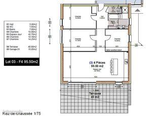 Annonce vente Appartement avec garage turckheim
