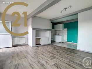 Annonce vente Appartement avec cuisine ouverte bolbec