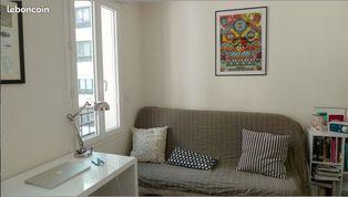 Annonce location Appartement avec bureau paris