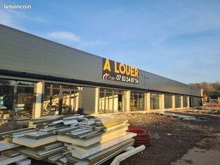 Annonce location Local commercial valmont