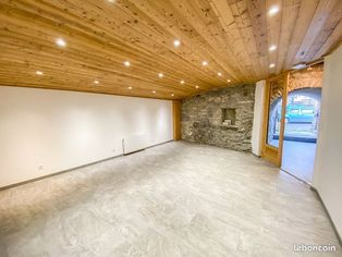 Annonce location Local commercial valloire