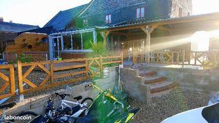 Annonce vente Maison avec garage bosmont-sur-serre